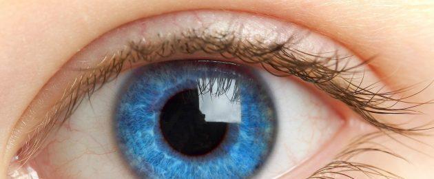 дуже пошкоджені сітківки ока